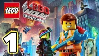 getlinkyoutube.com-LEGO Movie Videogame Walkthrough PART 1 [PS3] Lets Play Gameplay TRUE-HD QUALITY