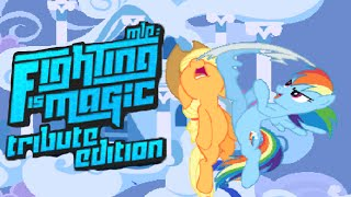 getlinkyoutube.com-My Little Pony: Fighting is Magic - Tribute Edition