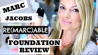 getlinkyoutube.com-Marc Jacobs Re(Marc)able Foundation Review