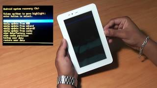 FORMATAGE / REINSTALLATION Android pour Tablette ACCENT EAGLE