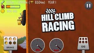 Hill Climb Racing - 9118m Seasons with Hovercraft