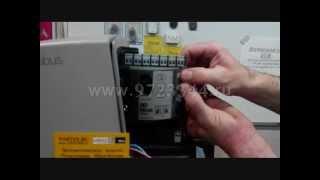 getlinkyoutube.com-как запрограммировать электропривод Nice Robus 600