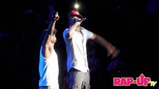 Lil wayne ramène Game sur scène à son concert