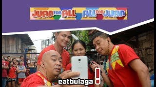 Juan For All, All For Juan Sugod Bahay | January 27, 2018
