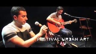 getlinkyoutube.com-ISUSKO & MOREIRA - ARTE URBANO - AUDITORIO DE BARAÑAIN - 2015