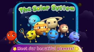 getlinkyoutube.com-The Solar System   For kids Educational Android İos Free Game GAMEPLAY VİDEO