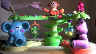 getlinkyoutube.com-Fisher Price Crawl and Crusie Musical Jungle