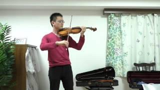 getlinkyoutube.com-1万円と300万円のバイオリンを弾き比べてみました
