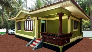 getlinkyoutube.com-Low cost houses in kerala Designed by Building Designers