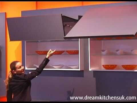 Blum Aventos - Lift-up Wall Unit Doors