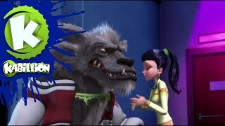 getlinkyoutube.com-Sabrina: Secrets of a Teenage Witch - S1 Ep 1 - Dances with Werewolves