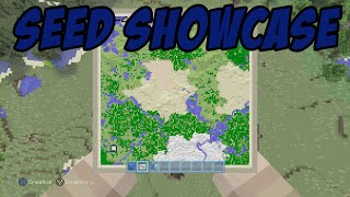 getlinkyoutube.com-Minecraft Xbox One Seeds: AMAZING SEED! DIAMOND HORSE ARMOR AND VILLAGES! (NEW)