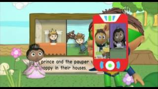 getlinkyoutube.com-054 Super Why    The Prince and the Pauper