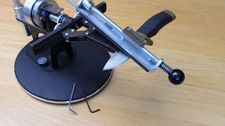 getlinkyoutube.com-The best knife sharpening system in the world !Probably