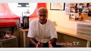 "getlinkyoutube.com-Lil Coner  ""Reality Rap T.V"" Interview"