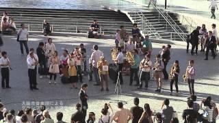 getlinkyoutube.com-大阪市音楽団によるフラッシュモブ(高画質)