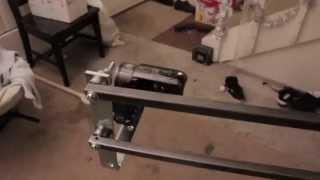 getlinkyoutube.com-Homemade Camera Jib Crane $40