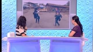getlinkyoutube.com-جاري يا جاري: سامية اقريو تتحدث عن تجربتها مع نورا الصقلي في البرنامج الواقعي