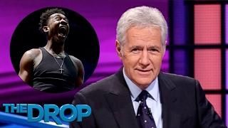 getlinkyoutube.com-'Jeopardy' Host Alex Trebek Got Bars