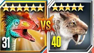 Crack In The Ice Max ERLIKOSAURUS ! | Jurassic World The Game