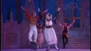 英国ロイヤル バレエ団「チョコレート − スペインの踊り」の画像