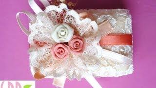 getlinkyoutube.com-Tutorial: Decorare le saponette - Soap decoration