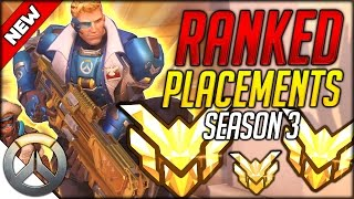 getlinkyoutube.com-POTENTIAL TURBO NERD RAGE QUIT - OVERWATCH SEASON 3 MASTER PLACEMENTS! (Overwatch Competitive)