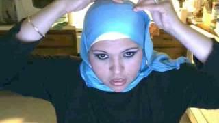 getlinkyoutube.com-Como ponerse el velo o pañuelo o hijab