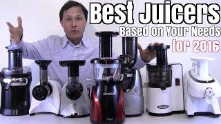 getlinkyoutube.com-Best Juicers for 2016 Based on Your Needs