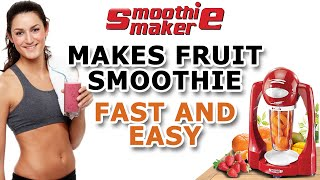 getlinkyoutube.com-SMOOTHIE MAKER