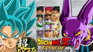 getlinkyoutube.com-Dragon Ball Z  Extreme Butoden Mugen - BETA 1
