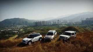 getlinkyoutube.com-Top Gear 極速誌:三部SUV征服上水華山