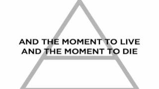 "getlinkyoutube.com-Thirty Seconds to Mars - ""This is War"" Lyrics"