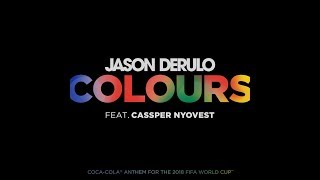 Jason Derulo ft Cassper Nyovest - Colours Music Video