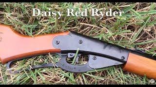 Daisy Red Ryder BB Gun 1938 - Kid Gun Adult Fun