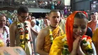 getlinkyoutube.com-Russian tour for Hare Rama Hare Krishna