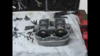 getlinkyoutube.com-XRE cabeçote cap 01 Cássio mecânico.