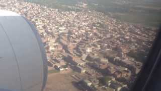 getlinkyoutube.com-PIA Boeing 777-300 Flight PK733 Landing At Lahore Airport