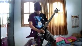 KEMATIAN Dangdut Metal - Rhoma Guitar Cover