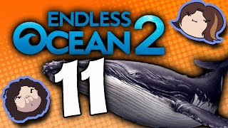 getlinkyoutube.com-Endless Ocean 2 Blue World: Go Fish! - PART 11 - Game Grumps
