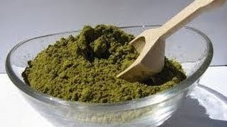 How To Make Henna Paste At Home, DIY, Easy Recipe For Henna - Mehendi For Hands