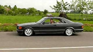 getlinkyoutube.com-Mercedes 500 SEC Lorinser
