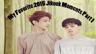 getlinkyoutube.com-My Favorite 2015 Jikook Moments  Part 1