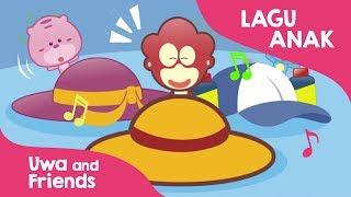 Lagu Anak Indonesia - Topi Saya Bundar