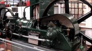 Crossley & Ruston Engines - Anson Engine Museum -