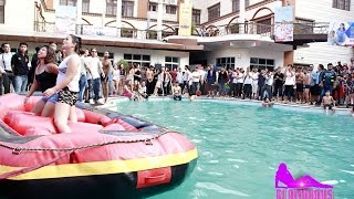 SAN MIGUEL WET DESTINATION POOL PARTY FULL VIDEO|2016