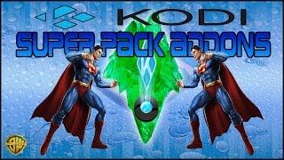 getlinkyoutube.com-KODI | SUPER PACK ADDONS | TODO EN UNO | 2016