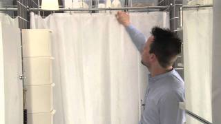 getlinkyoutube.com-IKEA Small Spaces - Squeezing a small laundry room into a small bathroom