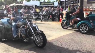 Biketoberfest 2015 Daytona Beach