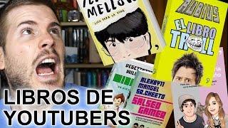 Libros de YouTubers | #RuescasReflexiona